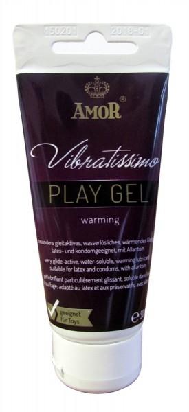 AMOR Play Gel warming
