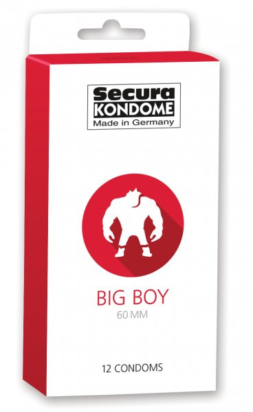 Secura Big Boy Kondome