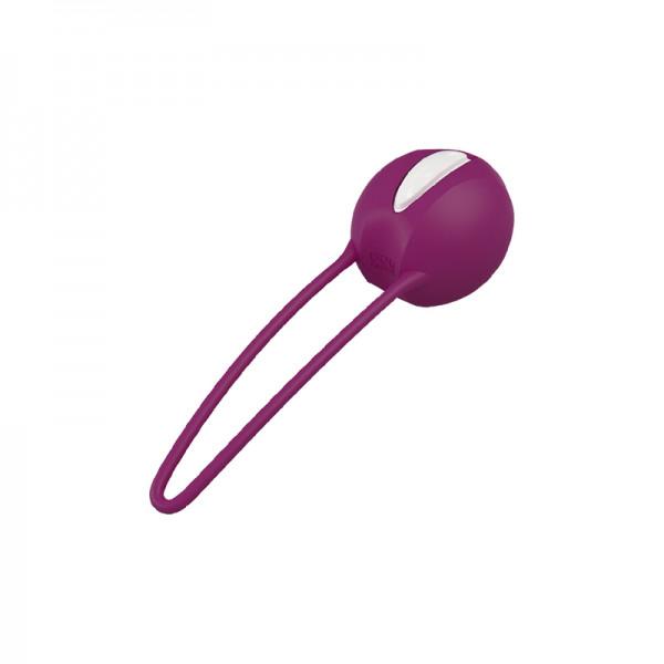 Liebeskugel Smartball Uno violett-weiss