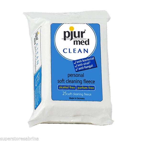 pjur®med CLEAN Fleece