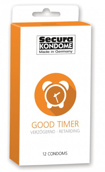 Secura Good Timer Kondome