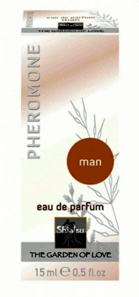 SHIATSU Pheromon Parfum man