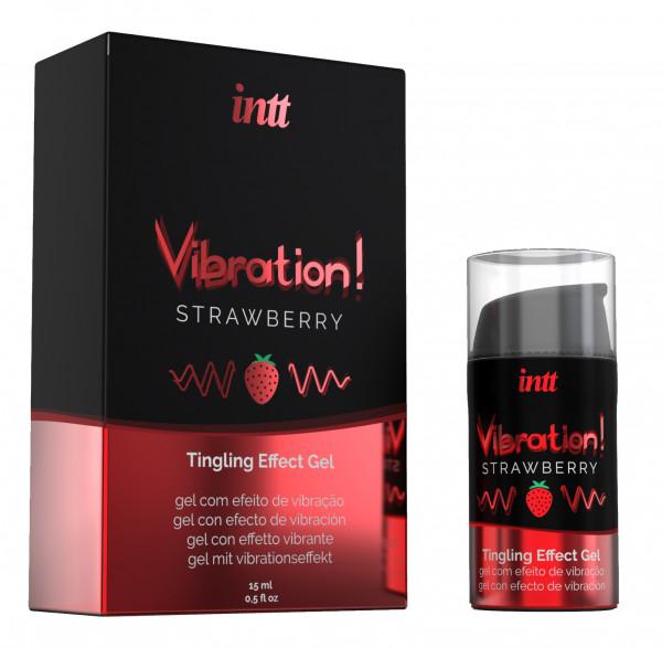 intt Liquid Vibration Strawberry