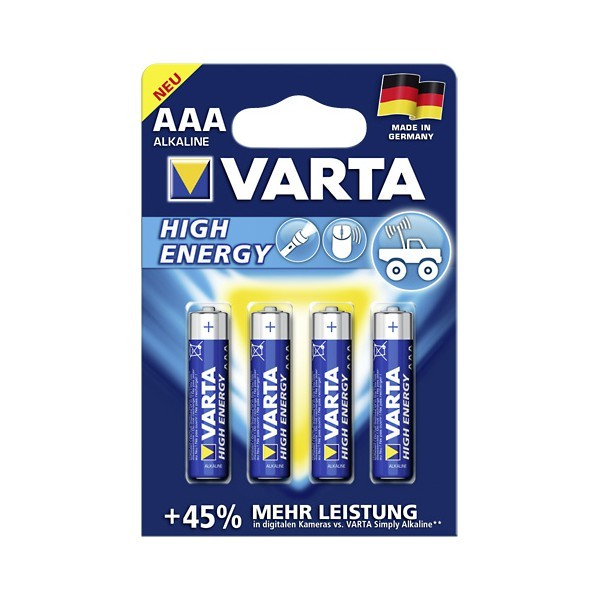 z.Batterien Micro AAA