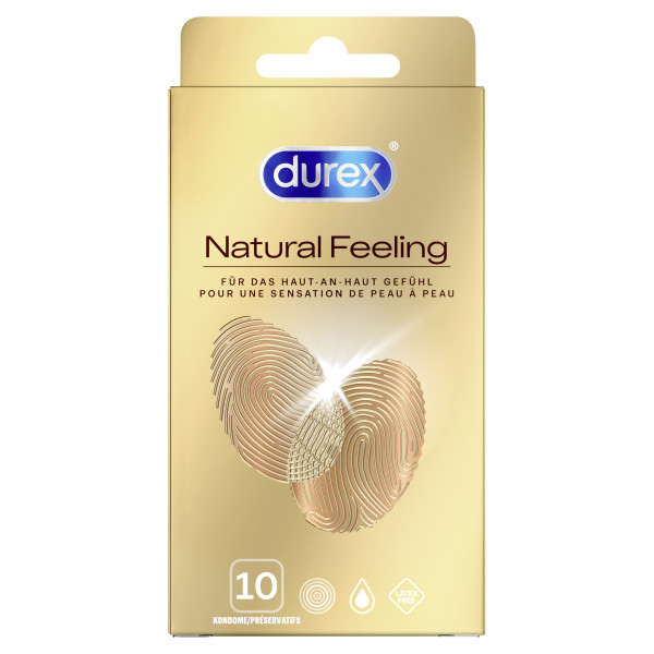 durex Natural Feeling latexfrei