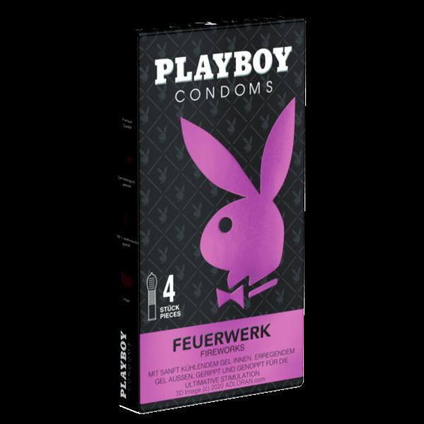 Playboy Feuerwerk Kondome