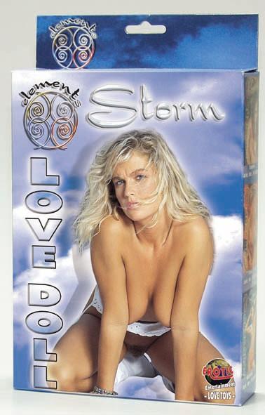 Liebespuppe Storm