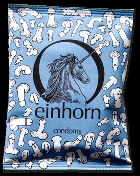 einhorn I (heart) Dicks