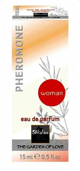 SHIATSU Pheromon Parfum woman