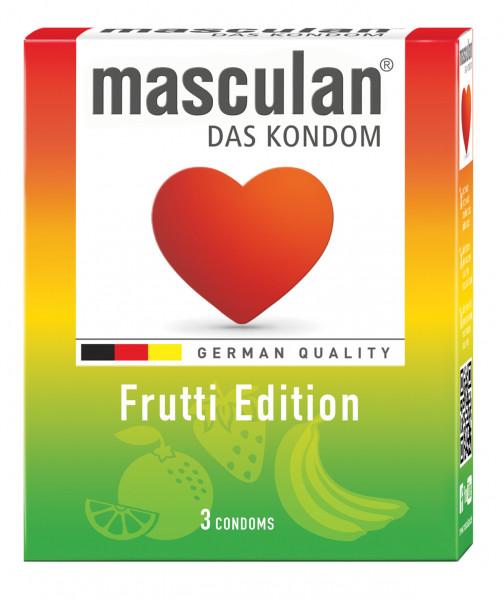 Masculan Frutti Edition Kondome