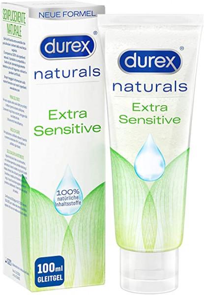 durex naturals Extra Sensitive