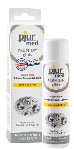 pjur® med Premium glide