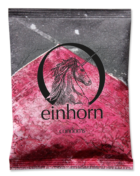 einhorn Love on the Rugs