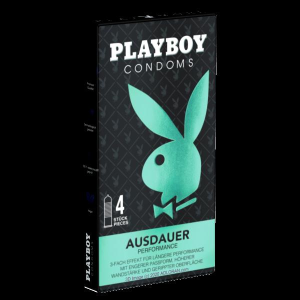 Playboy Ausdauer Kondome