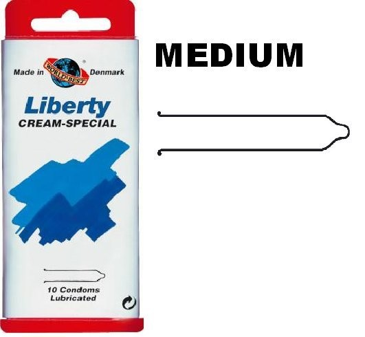 Worlds Best Liberty Cream-Special