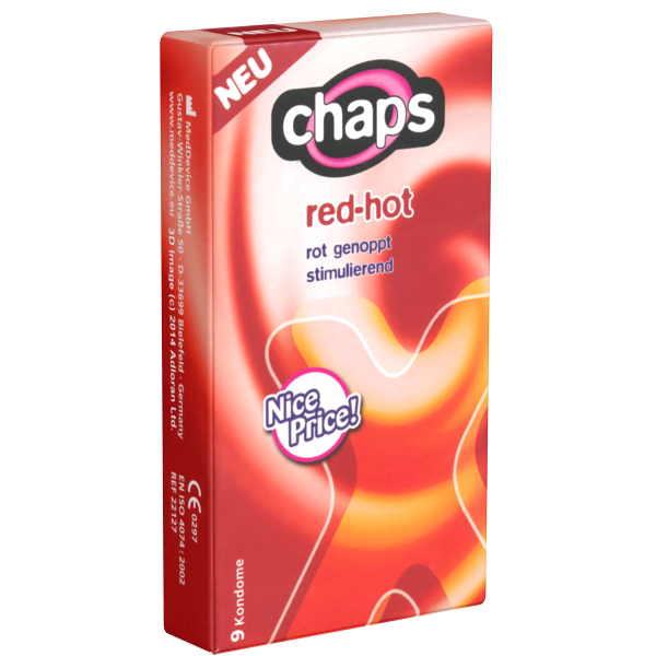 Chaps red-hot