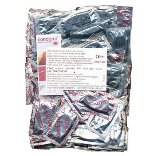 Condomi max.Love 100er Pack
