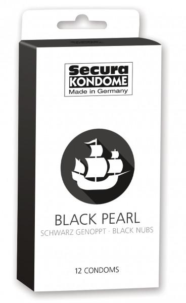 Secura Black Pearl Kondome