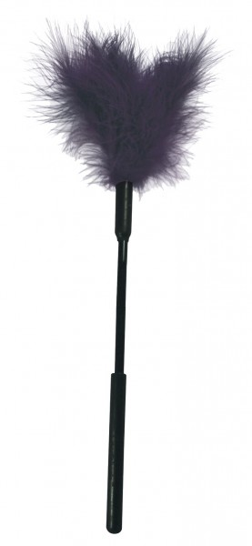 Feather Tickler violett