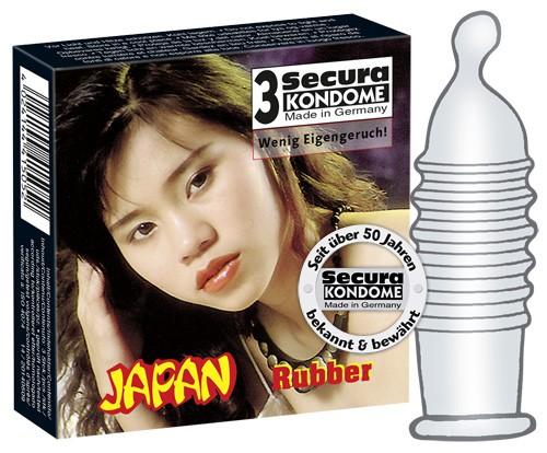 Secura Japan Rubber