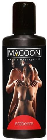 Magoon Erdbeere Massageöl