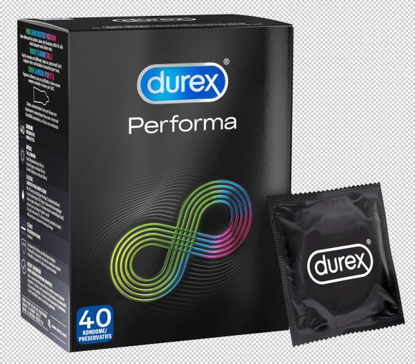 durex Performa 40er Pack