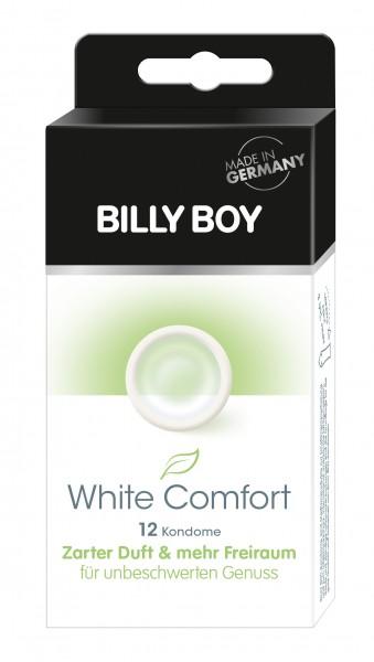 Billy Boy White Comfort