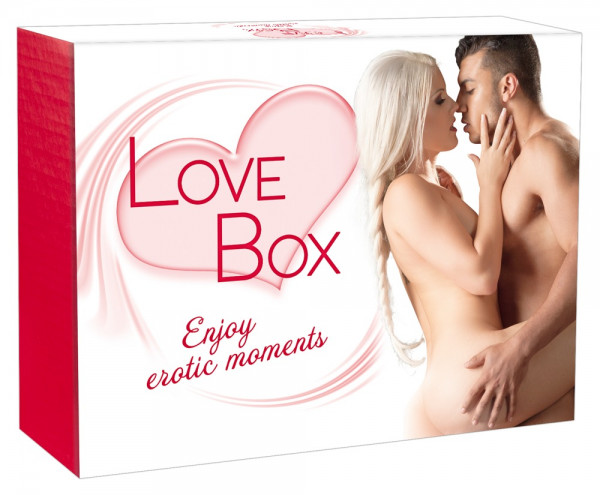 "Love Box ""Enjoy"""