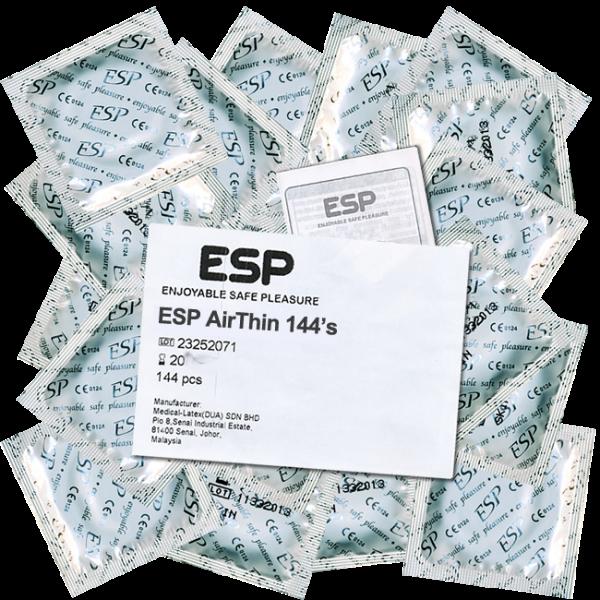 ESP Air Thin 144er Pack